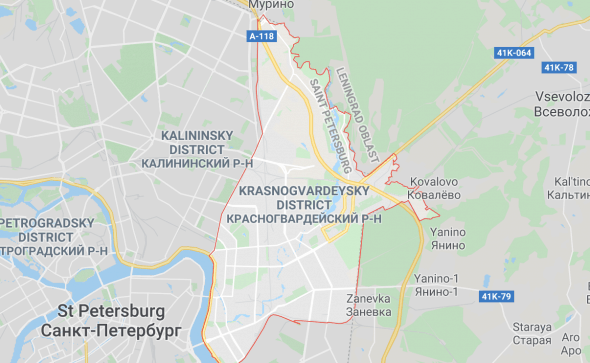 Красногвардейский район (Санкт-Петербург)
