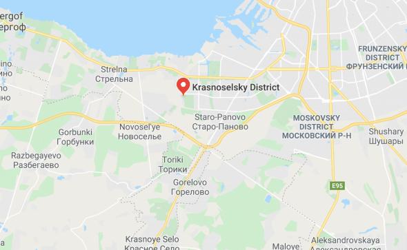 Красносельский район (Санкт-Петербург)
