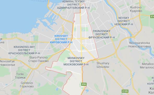 Московский район (Санкт-Петербург)